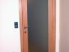 Binnendeur met glaspaneel